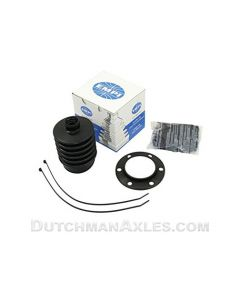 EMPI 930 cv joint boot and flange kit box contents