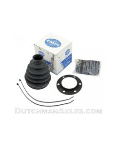 EMPI 934 cv joint boot and flange kit box contents